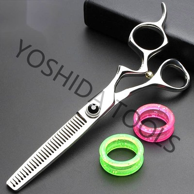 Japanese Authentic 440c Stainless Steel Hair Salon Hairdressing Scissors